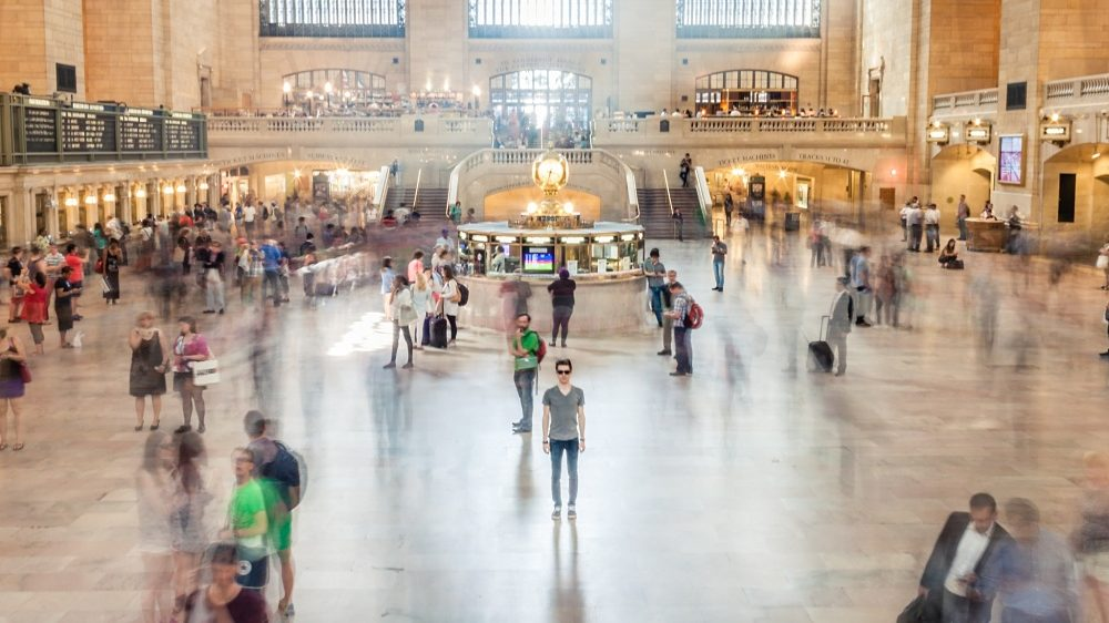 Social Skills Grand Central Station